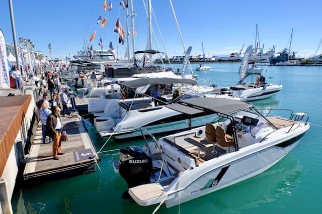 Llega el Valencia Boat Show cargado de conciertos, gastronomía y deportes