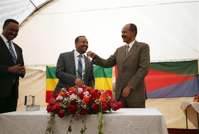 Abiy Ahmed, premio Nobel de la Paz