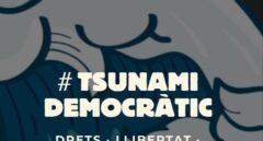 Tsunami Democràtic abre el dominio 'pedrosanchez.cat' tras el cierre de su web