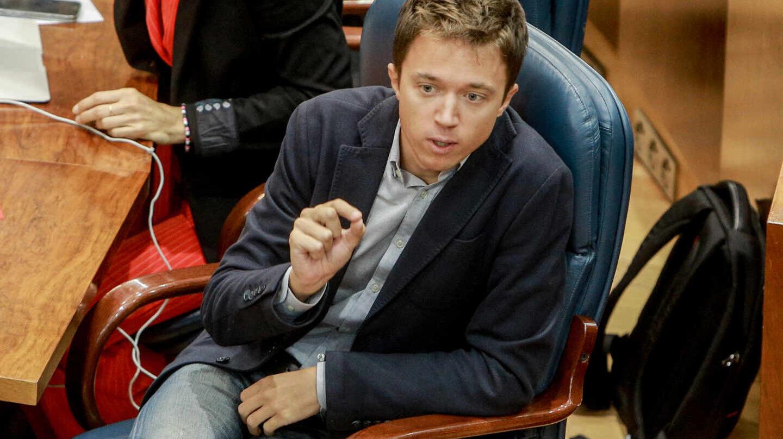"""Errejón critica la filtración de la sentencia del procés y la califica de """"desproporcionada e inútil"""""""