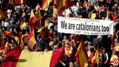 Las entidades constitucionalistas catalanas se oponen a la concesión de indultos
