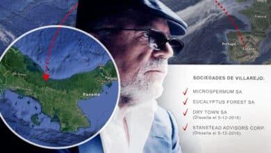 El juez rastrea el dinero de Villarejo en Panamá con identidades falsas