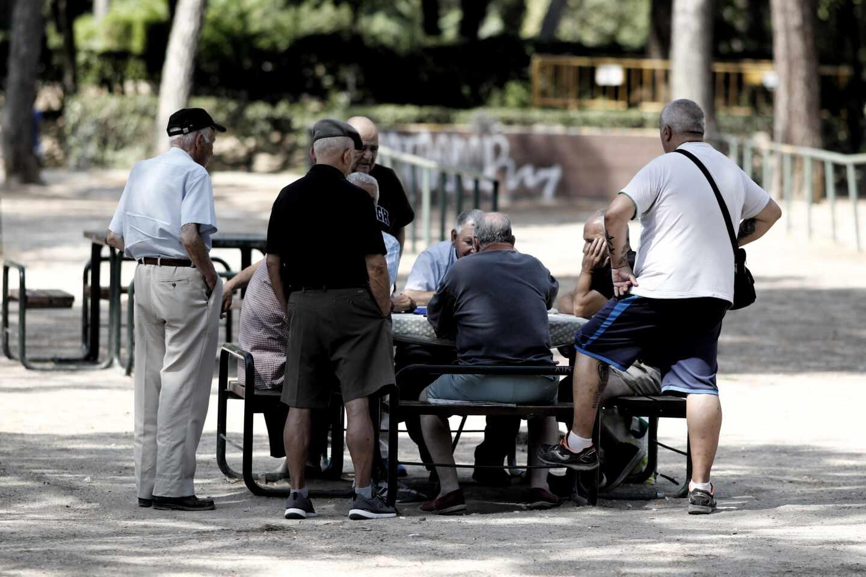 Cuenta atrás hacia el colapso de las pensiones.