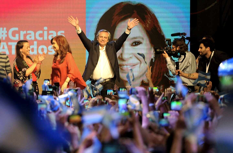 Peronismo gana en Argentina