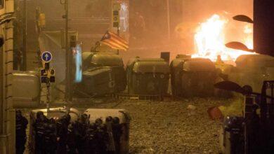 La Policía envía a Cataluña para el 10-N tantos 'antidisturbios' como en los días de alta tensión
