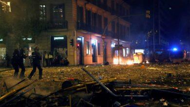 Estremecedor relato de un 'antidisturbios' en Barcelona: «Hoy buscaban un muerto»