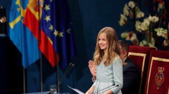 Casa Real anuncia que la Princesa Leonor estudiará el bachillerato en un colegio de Gales