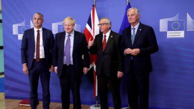 La UE y el Reino Unido llegan a un acuerdo sobre el Brexit con el rechazo unionista
