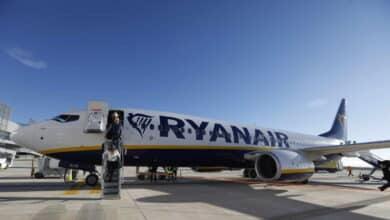 Ryanair asume que perderá 500.000 pasajeros en España por el recorte de vuelos