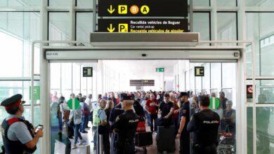 El turismo teme sufrir un golpe millonario si se alargan los disturbios en Barcelona