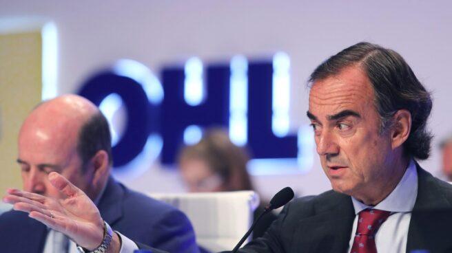 OHL confirma que negocia la entrada de la familia Amoedo en su capital a través de una ampliación de capital.