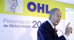 La CNMV suspende la cotización de OHL entre rumores de venta de los Villar Mir