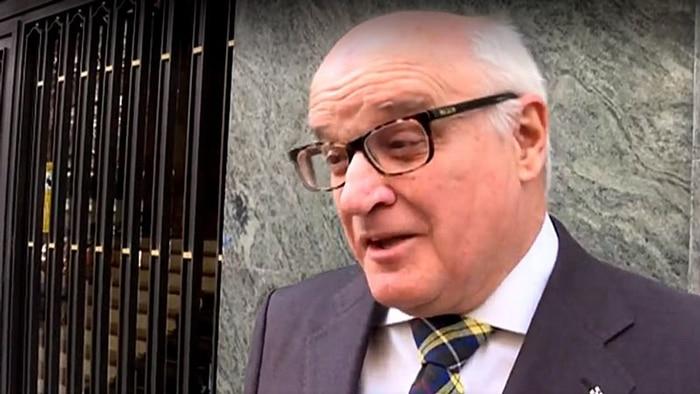 El magistrado José Yusty Bastarreche.