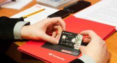 Santander bonificará compras con tarjeta de crédito por el 'Black Friday'