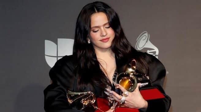 Rosalía en los premios Grammy Latinos