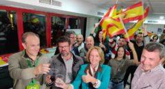 Vox cesa a su cúpula en Murcia y pone al frente a una gestora