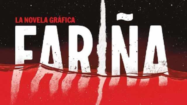 Novela gráfica de 'Fariña'