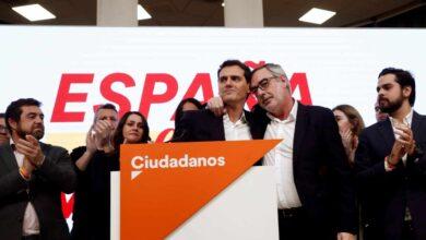Rivera pone su cargo a disposición de los militantes tras hundir a Cs hasta los 10 diputados