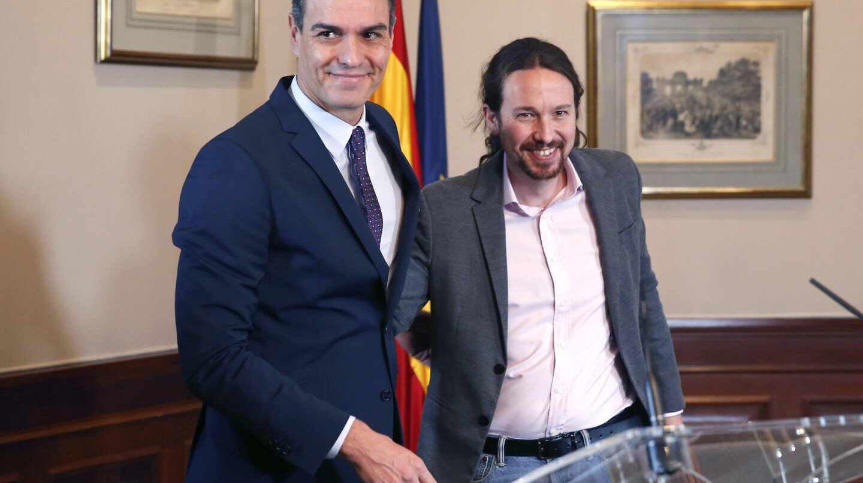 Sánchez utiliza la coartada de Vox para justificar su pacto con Iglesias. Por Casimiro García-Abadillo - El Independiente