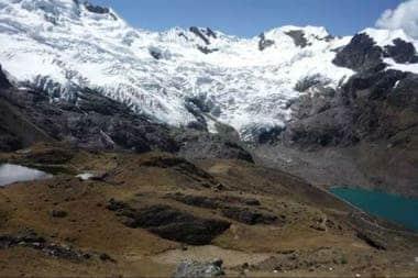 Los incendios amazónicos amenazan los glaciares tropicales andinos