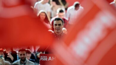 Sánchez quiere convencer a dos millones de indecisos en el debate electoral
