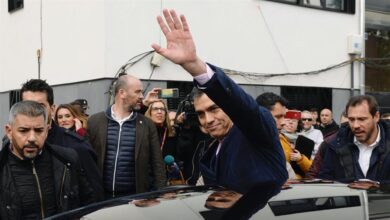 """Sánchez vio en el debate """"una ultraderecha envalentonada y una derecha achantada"""""""