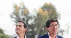 """Marín admite que fue un """"error"""" que Cs no se abstuviera en la investidura de Sánchez"""