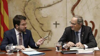 Torra limita la presencia de Aragonés en la mesa de diálogo, o están los dos o ninguno