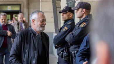 La Fiscalía descarta pedir que Griñán entre ya en prisión tras la sentencia de los ERE