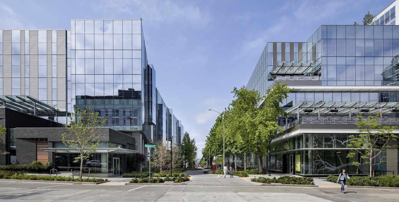 Amancio Ortega será casero de Facebook tras comprar dos edificios en Seattle.