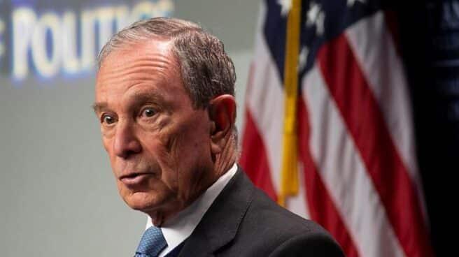 Michael Bloomberg Partido Demócrata