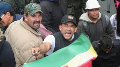 'Macho Camacho', el líder ultraderechista y ultracatólico que venció a Evo Morales
