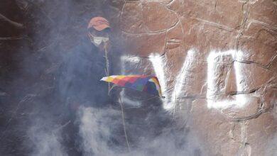 Bolivia en llamas: se busca pacificador