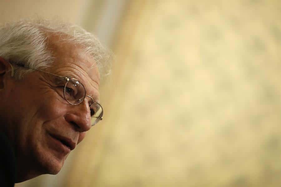 Josep Borrell adiós ministro Exteriores