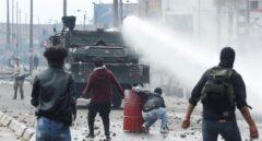 La ola de violencia golpea ahora Colombia