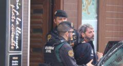 Libertad bajo fianza de 5.000 para los tres CDR que no manejaron explosivos