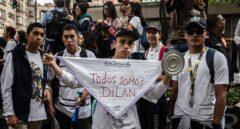 Dilan, el adolescente convertido en símbolo póstumo de las protestas en Colombia