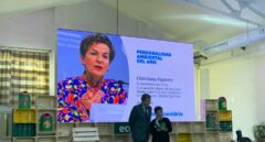 "Figueres: ""No se trata de salvar el planeta, a él le da igual, se trata de salvar nuestro hogar"""