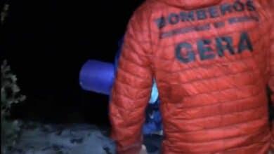 """Así ha sido el """"complejo"""" rescate a 18 jóvenes scouts atrapados por la nieve y el hielo en La Pedriza"""