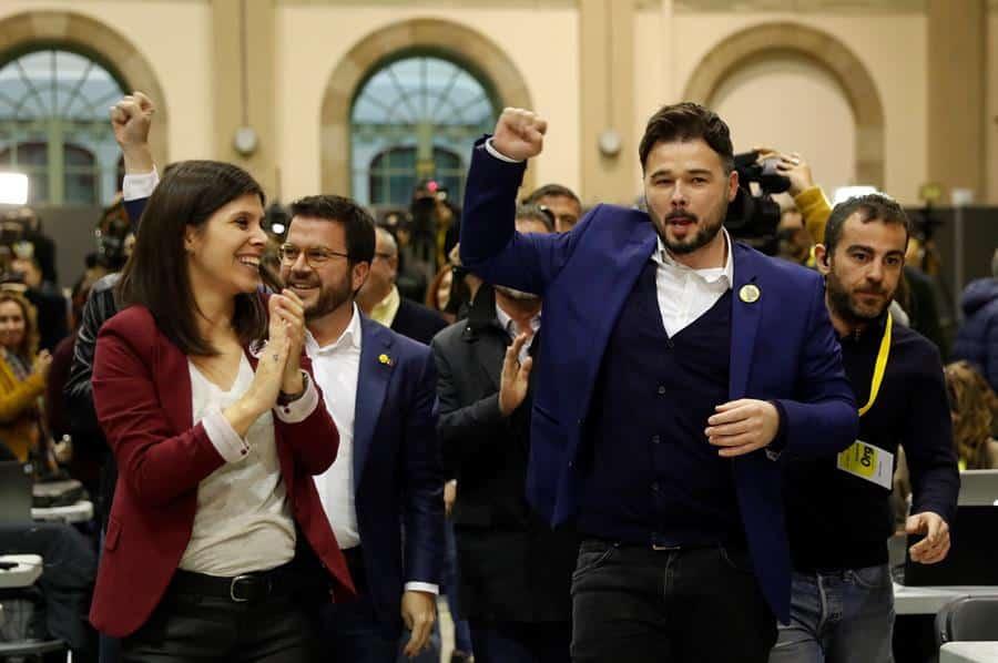 ERC no avalará a Sánchez si no reconoce que Cataluña tiene un problema político