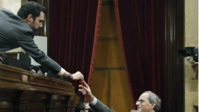 El Parlament aprueba una nueva resolución sobre autodeterminación que el PSC ve ahora legal