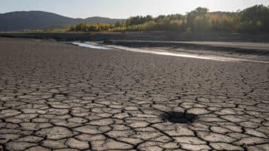 Las huellas de la sequía en España