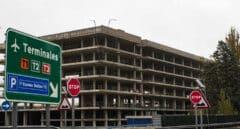Los últimos días del 'hotel fantasma' de Barajas