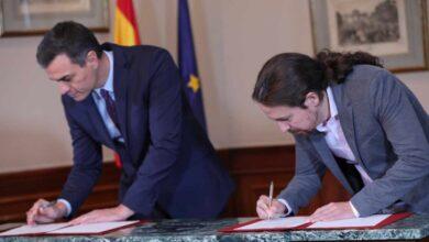 La cesión de una vicepresidencia a Iglesias precipitó el acuerdo PSOE-Podemos