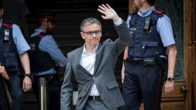 Jové, miembro de la mesa de negociación con Pedro Sánchez, procesado por el 1-O