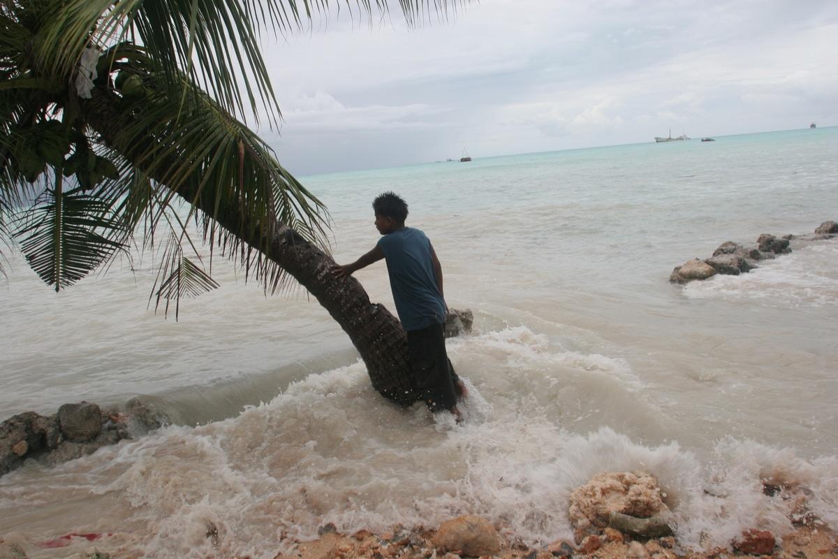 Islas amenazadas cambio climático