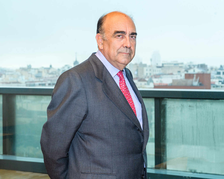 Luis Isasi, nuevo presidente no ejecutivo del Santander en España.