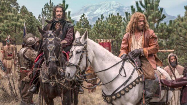 Fotograma de la serie 'Hernán'