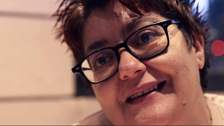 Paloma Socota, durante su entrevista con El Independiente