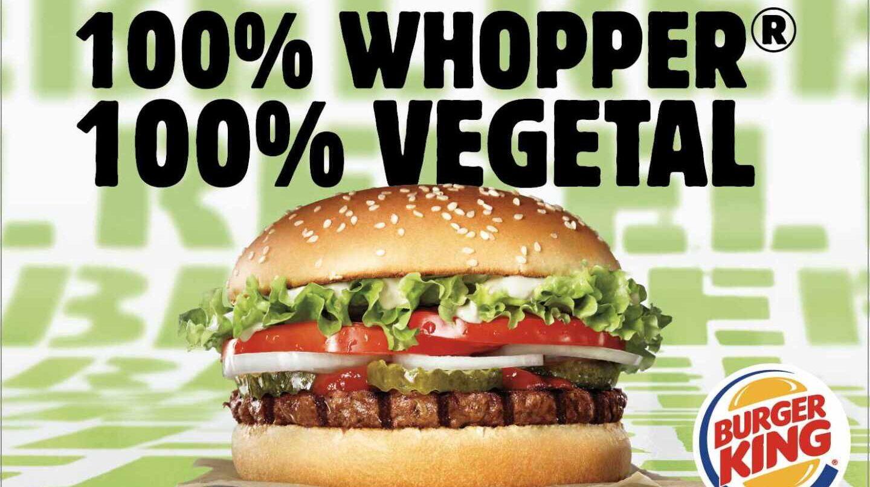 España: Burger King y Unilever lanzan el 'Rebel Whopper'